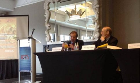 RITA Conference, DC, 2014: Panel discussion with Mark Iwry, Senior Advisor, Treasury and Tom Anderson, RITA President