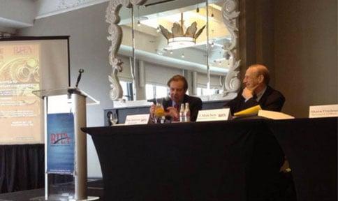 RITA Conference, DC, 2014: Panel discussion with Mark Iwry, Senior Advisor, Treasury and Tom Anderson, RITA President