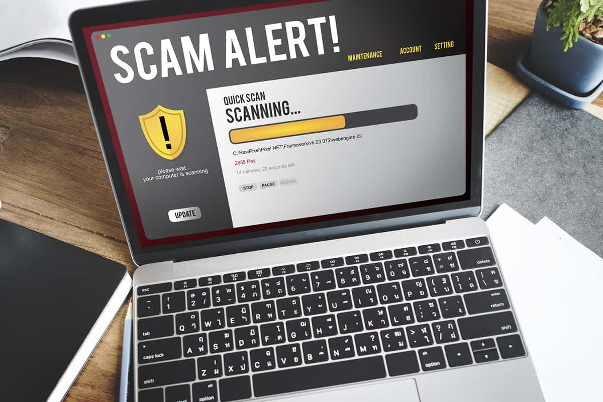 common internet scams, scam alert, internet scams, fraud prevention