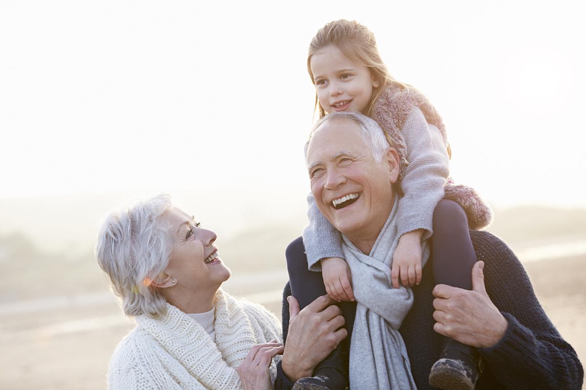 stretch IRA, grandparents, grandchildren
